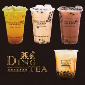 タピオカカフェ DING TEA心斎橋店 イメージ