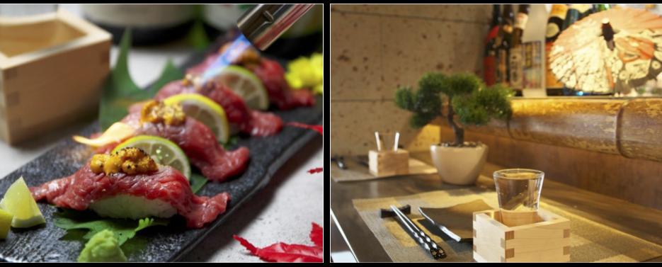 大阪で飲食店のメニュー・販促物の制作は「おいしいデザイン.com」 鶏の馬美 店内・料理画像